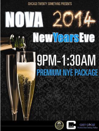Nova New Year's Eve @ Soundbar