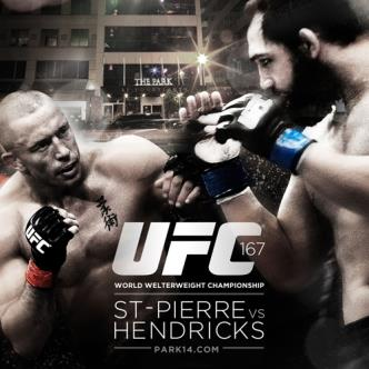 UFC Fight Night: Main Image