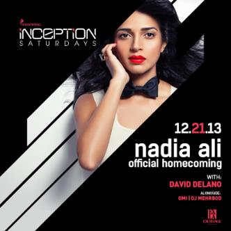 Inception ft. Nadia Ali: Main Image