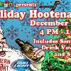 Holiday Hootenanny Indy at Tiki Bob