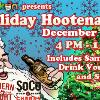 Holiday Hootenanny STL at Dubliner