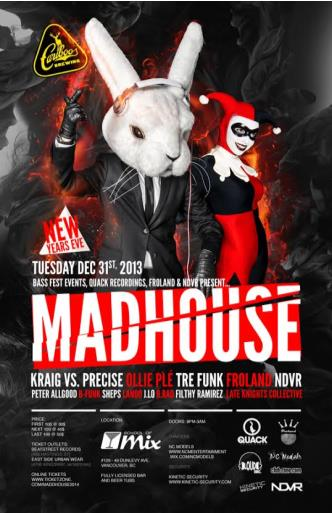 :: THE MADHOUSE! ::
