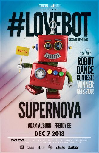 #Lovebot ft. Supernova: Main Image