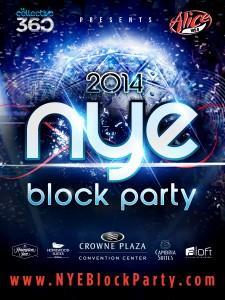 NYE Block Party