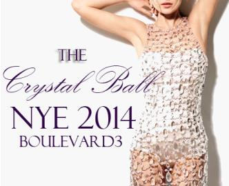 The Crystal Ball @ BOULEVARD3