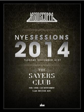 NYE SeSSions 2014