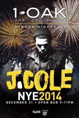 J.Cole NYE 2014