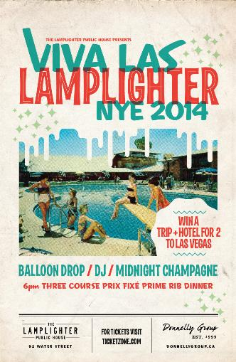 Lamplighter NYE 2014