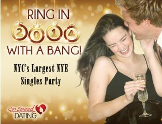 New Year's Eve Singles Party