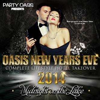 OASIS NEW YEARS EVE 2014