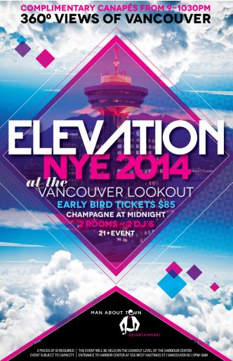 NYE Elevation 2014