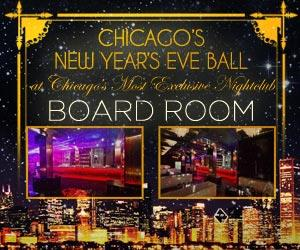 Chicago's New Year's Eve Ball