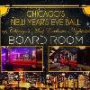 Chicago's New Year's Eve Ball at Board Room