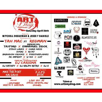 ART is my DRUG Festival: Main Image
