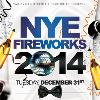 NYE Fireworks 2014 at Region Ultra Lounge