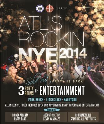 ATL?s Rockin? NYE 2014