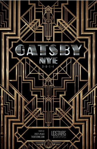 THE GATSBY NYE 2014