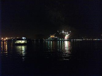 New Years Fireworks Cruise