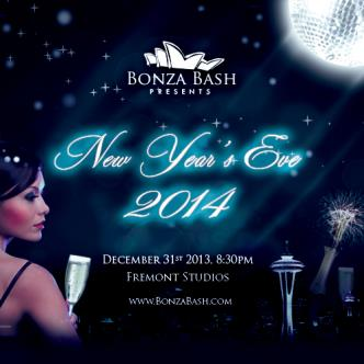 Bonza Bash New Year?s Eve 2014