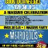 COUNTDOWN NYE 2014 @METROPOLIS at Metropolis