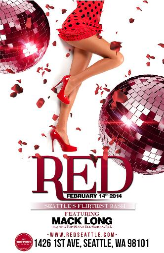 RED-Seattle's Flirtiest Bash