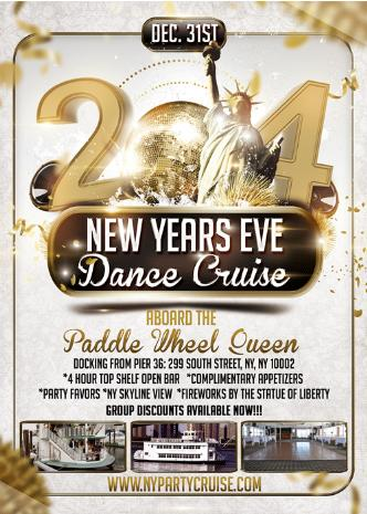 New Year�s Eve with Expierience