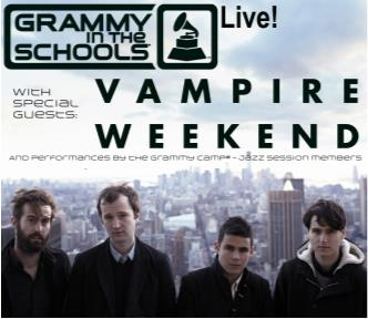 GRAMMY in the Schools Live!: Main Image