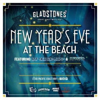 Gladstones NYE 2014