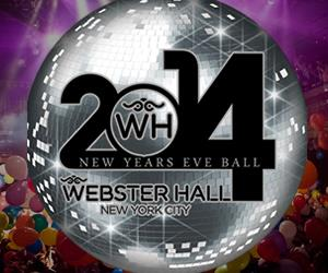 New Year's Eve Ball 2014
