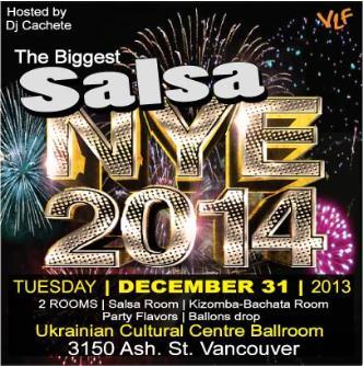 SALSA NEW YEARS 2014