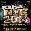 SALSA NEW YEARS 2014 at Ukrainian Centre