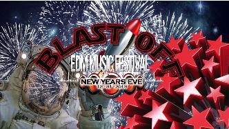 Blast OFF   EDM Music Festival: Main Image