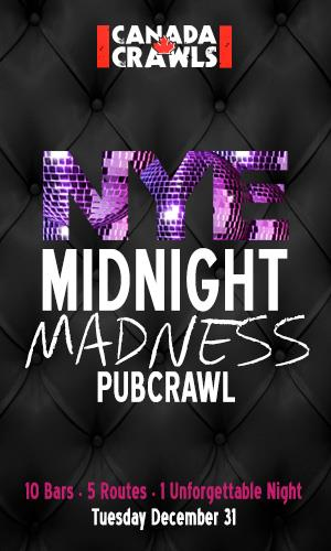 Midnight Madness Pubcrawl