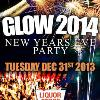 Glow 2014 New Years Eve Party at Liquor Store Party Bar