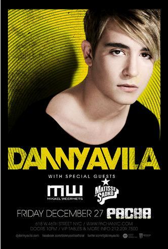 DANNY AVILA: Main Image