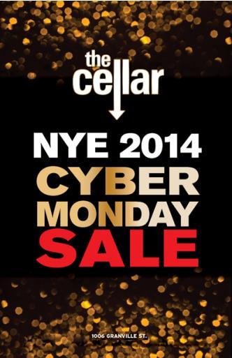 NYE 2014 at The Cellar
