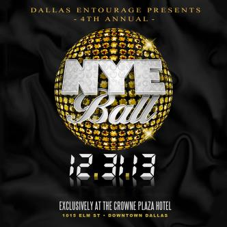 4th Annual DE NYE Ball