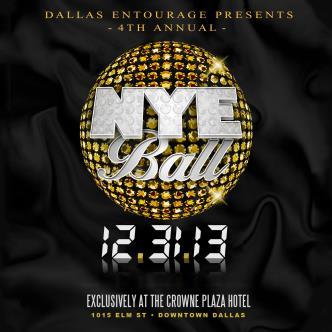 4th Annual DE NYE Ball