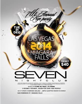 Las Vegas to Niagara Falls