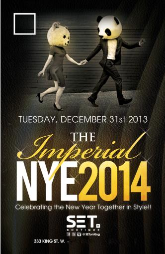 Imperial NYE at SET