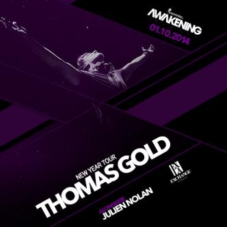 Awakening ft. Thomas Gold: Main Image