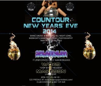 NYE 2014 @ Club Contour