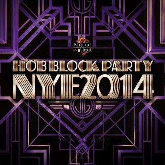 House of Blues NYE Block Party