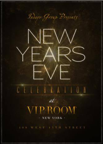 New Year's Eve 2014 @ VIP Room