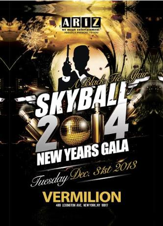 SKYBALL - A Black Tie Affair