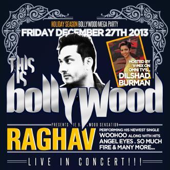 RAGHAV Concert @ CINEMA!
