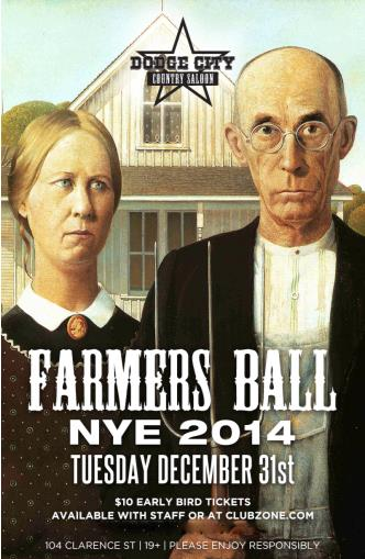 NYE 2014 at Dodge City