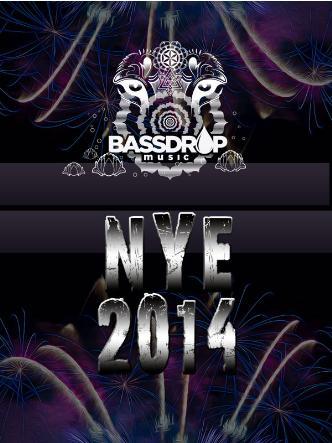 BASSDROP MUSIC NYE 2014