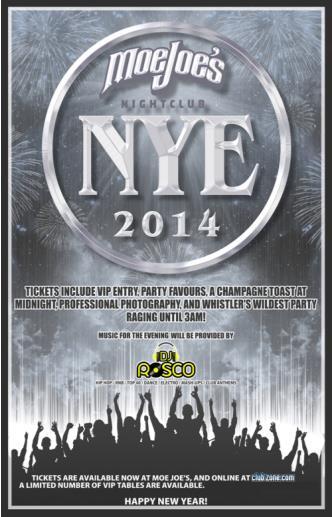 NYE 2014