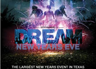 DREAM NYE 2014